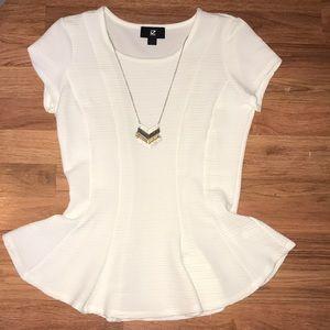 Iz Byer dress blouse